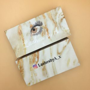 Design Your Own Eyelash Box
