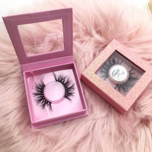 Best selling mink eyelashes