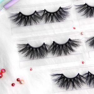 unique luxury mink lashes