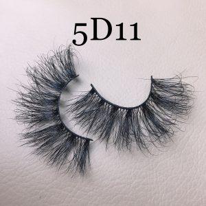25mm Mink Strip Lashes