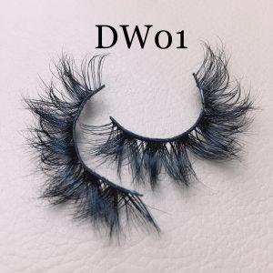 DW01 mink eyelash vendors