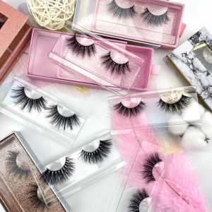 25mm 3D Mink Lashes Wholesale