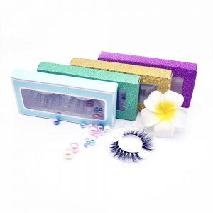 high-quality eyelash boxes.