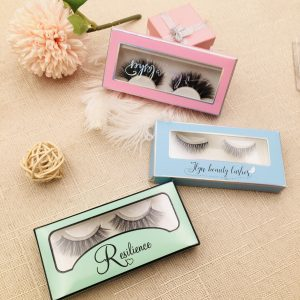 Wholesale Lashes paper box. Vendor
