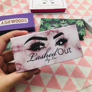 the most popular eyelash boxes