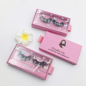 eyelash packaging vendor
